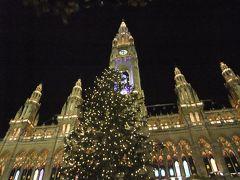 ニッキとあんちゃんのクリスマス市を訪ねて<ドイツ・チェコ・オーストリア>⑥再びのウィーン編