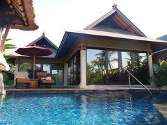 やっぱり良いなぁ~バリ島♪ 一人旅 8日間 ⑨。。。セントレジス バリ (2009/11) ・ お部屋(ラグーンヴィラ) 。。。