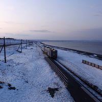 ☆冬の釧網本線 流氷ノロッコ号☆