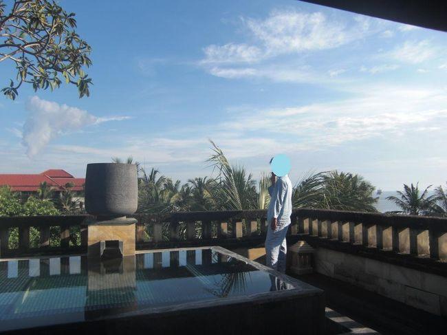 新婚旅行inバリ島④の続き...<br />いよいよバリ島も最終日。<br />レイトチェックアウトにして出発ギリギリまで<br />バリ島を満喫しました。
