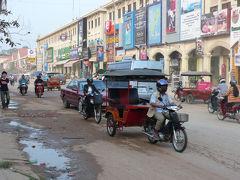 カンボジア・シエムリアプの町 ∞ アジア・グランドサークル・ツアー(15) ∞