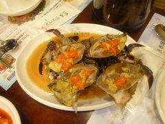 カニ!かに!蟹!週末ソウルでカンジャンケジャン食べまくり