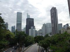 18日間世界一周②-1香港で中環を散策そしてドバイへ