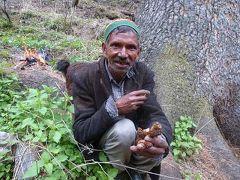 [インド] 秘湯キルガンガ - インドの山奥で (温泉)