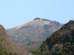 大野山登山・2009年2月
