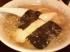 新潟で横浜中華街の味を食べる@佐敦(ジョウダン)@