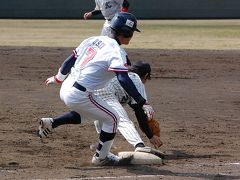 ちわこと旅する「社会人野球神奈川県大会」クラブチーム同士の戦い