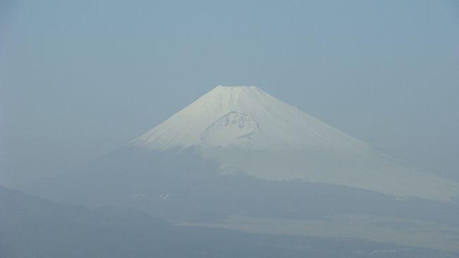 春霞みに浮かび上がる富士山』函南(静岡県)の旅行記・ブログ by hn11 ...