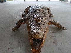 2009年9月ボルネオ・ジャングル一人旅⑦「サンダカン町歩き」