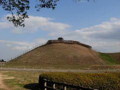 史跡 『 さきたま 古墳群 公園 』 で、 古代 ロマン! に 想い・・・を 巡らす。