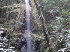 滝紀行◆三重県いなべ市の滝めぐり 『鳴谷滝』&『白滝』