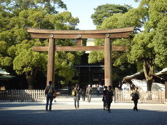 一時帰国・TOKYO2009
