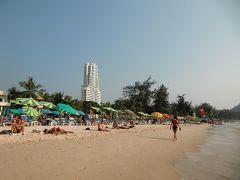タイ・プーケットのリゾートクラブ滞在記②(パトンビーチ編)