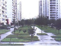 JICモスクワ通信Vol.8 青年住宅地サブーロヴォ