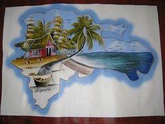 百景ドミニカ共和国cienpaisaje