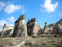 キノコ岩の谷へ!カッパドキア北部観光