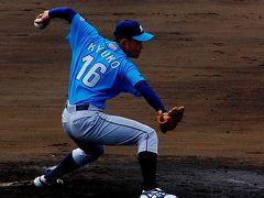 【社会人野球】セガサミー野球場で日本製紙石巻が勝った!(しばた付き)