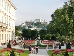 オーストリア 世界遺産の旅 8:ザルツブルク旧市街