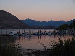 (10)  Lake Wanaka 散策    Mr.Cook へドライブ