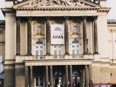 プラハ1998 国立歌劇場