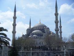 【トルコ1~2日目】飛んでイスタンブール♪