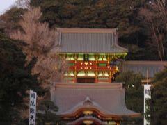 鎌倉へ初詣 The 2010 first visit to Kamakura