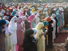 [インド] カシミール観光白書② モスリムという生き方 (モスク、ラマダン、イスラム、スリナガル)