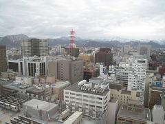 札幌は雪だった♪♪【出張2日目】