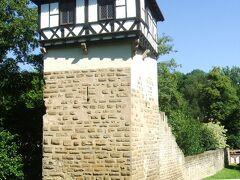 ヘルマン・ヘッセを旅する その4:マウルブロン修道院。