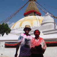 200803ホーリー祭の旅 ネパール(カトマンズ)