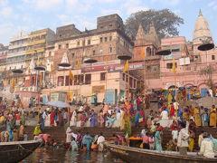 200803ホーリー祭の旅 バラナシ(インド)