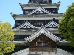 毛利輝元が縄張りした広島城