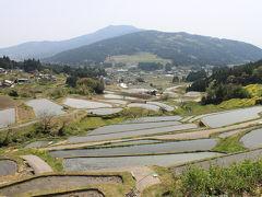 2010年5月坂折棚田