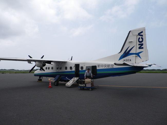 我が家から車で15分の調布飛行場から、毎日プロペラ機が伊豆諸島へ飛んでいる!とワクワクする事実を知ってしまい、突発的に旅行を計画しました。<br /><br />飛行機に乗ろうと思ったら、羽田や成田まで人ごみにまみれて超疲れるのが毎度イヤだったので、さくっと飛行機に乗れるなんて感激!しかも、景色がずーっと地上に走る車が見える程度の高度で飛行するので、外を見ていてあきません。<br /><br />お天気もよくて、素晴らしい旅行となりました。<br /><br />【旅程】<br />4月29日(木)~第一日目<br /><br />●調布飛行場 11時発<br />⇒ 新中央航空(調布飛行場)<br />http://www.central-air.co.jp/index.html<br />↓<br />●伊豆大島 11時半ごろ着<br />↓<br />●火山博物館 12時過ぎ<br />http://www.izu-oshima.or.jp/work/look/kazan.html<br />↓<br />海が見えるお店で島寿司ランチ 13時半頃<br />●寿し光<br />http://www.oshima-bussan.co.jp/sushikou.html<br />↓<br />町営牧場でソフトクリーム&野菜買う<br />●町営牧場・ぶらっとハウス<br />http://www.izu-oshima.or.jp/work/look/bokujou.html<br />↓<br />大島公園で動物園と椿資料館を堪能!<br />施設もキレイで素晴らしすぎる<br />●大島公園 動物園<br />http://www.tokyo-zoo.net/zoo/ohshima/index.html<br />●椿資料館<br />http://www2.kankyo.metro.tokyo.jp/sizen/kouen/sisetsu/osima/osima4.htm<br />↓<br />ホテルで温泉&椿油で土地の魚や野菜を天ぷらにする、「椿フォンデュ」の夕食を堪能して、お休みなさい<br />●ホテル白岩<br />http://www.h-shiraiwa.com/<br /><br /><泊><br /><br /><br /><br /><br /><br /><br /><br /><br /><br />