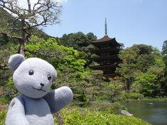 2010年瑠璃光寺五重塔ガイド日記