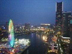 GWっぽいことしよう!横浜インターコンチ