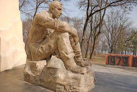 ウクライナ旅行23-パサーシュ,シェフチェンコ公園など