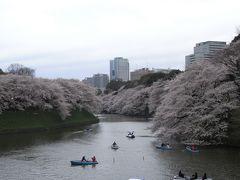 2010.4.4@千鳥ヶ淵でお花見