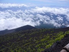 2009年8月 富士登山