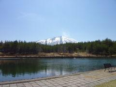 春の煌めき 北軽井沢~軽井沢