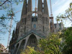 2010GW スペイン旅行 バルセロナ、アンダルシア、マドリッド 2:バルセロナ観光