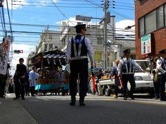 浅草 三社祭 大行列 出発を待つ