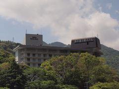 2010年5月 交通規制の箱根周辺と湯本富士屋ホテルの館内