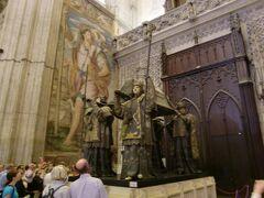 2010GW スペイン旅行 バルセロナ、アンダルシア、マドリッド 4:セビリア観光