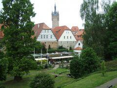 ドイツぶらり旅2008年5月 その2。 ヒルシュホルン、ネッカーゲミュント、バート・ヴィムプフェン。