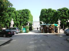 ドイツぶらり旅2008年5月 その6。 ザルツブルク。