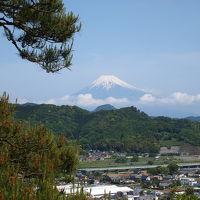 新緑の静岡の旅 一日目