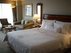 恵比寿 ウェスティンホテル東京 エグゼクティブ・クラブ・ルーム に宿泊してみました。
