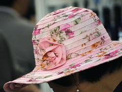 Japan 国際バラとガーデニング・ショー 薔薇の夢をまとって ~ミツバチばあやの冒険~