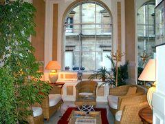 南仏ドライブ横断の旅(2006)①_1日目◆ ボルドー ワイン都市に到着 (空港/ホテル「Hotel continental」編)